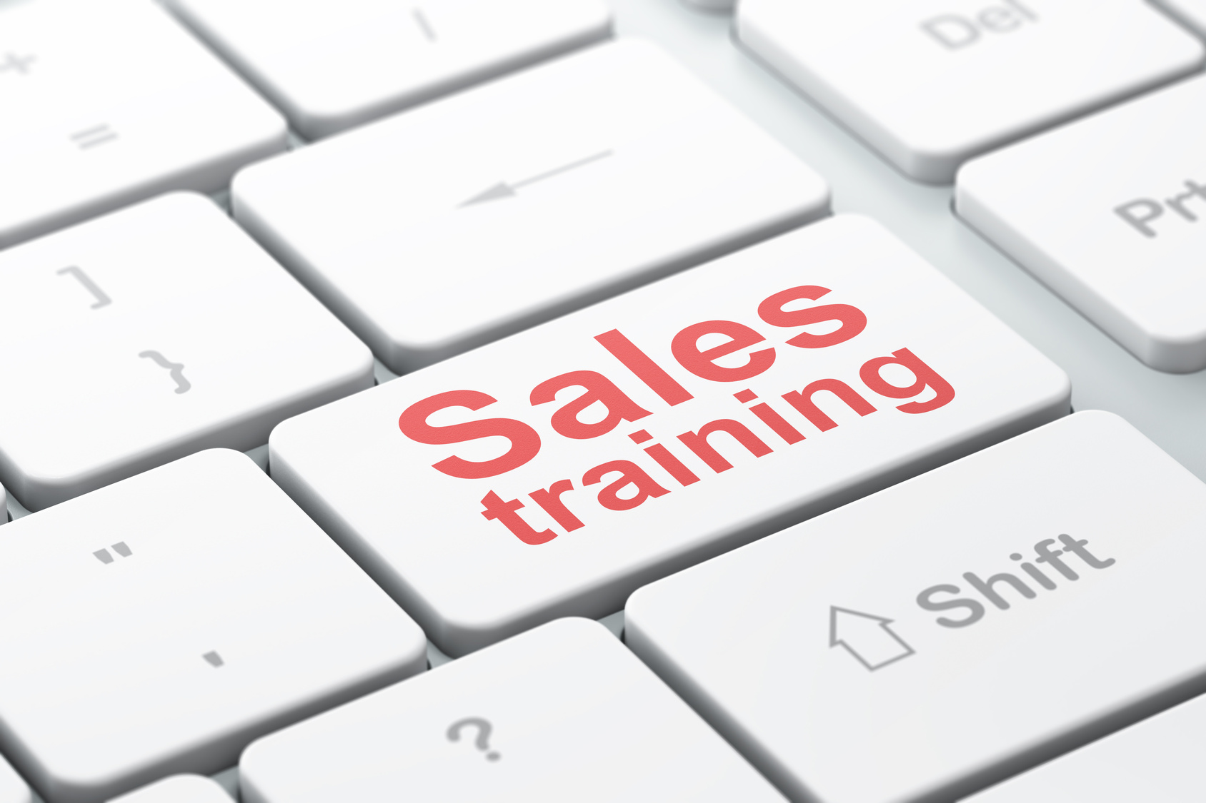 Making Sales Training Effective